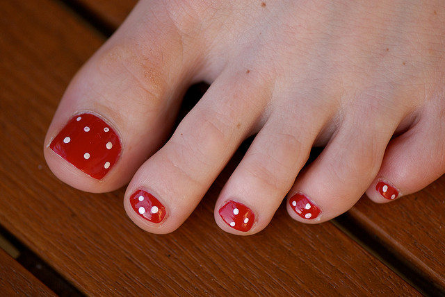 Image result for Second toe pain - dots